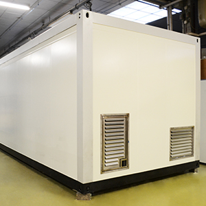 12 Mobiele koeling - Container